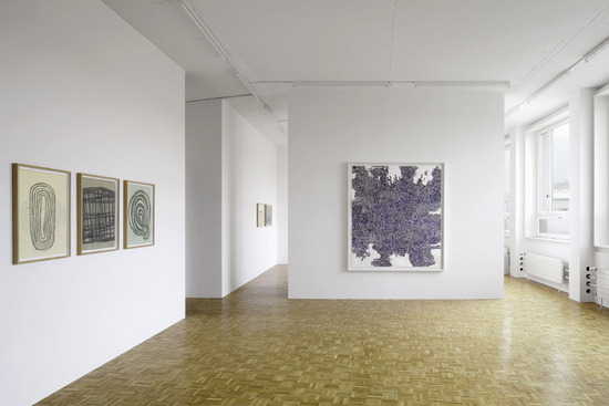 Exhibiton Archives, Mette Stausland